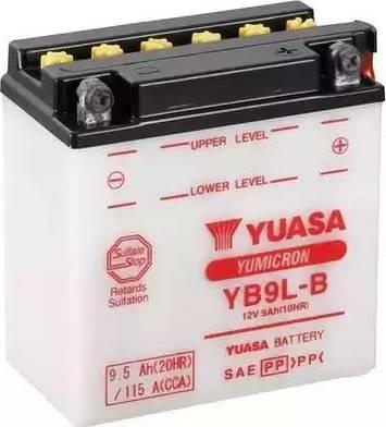 Yuasa YB9L-B - Käivitusaku multiparts.ee
