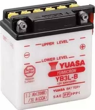 Yuasa YB3L-B - Käivitusaku multiparts.ee