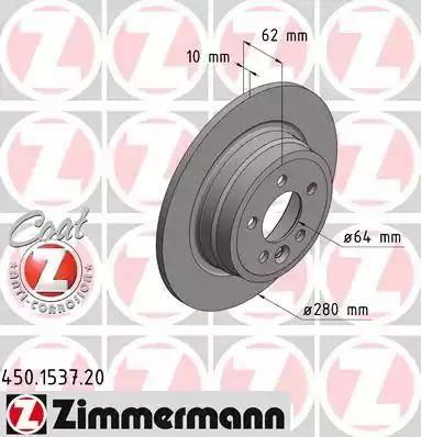 Zimmermann 450.1537.20 - Piduriketas multiparts.ee