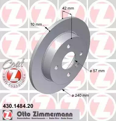 Zimmermann 430.1484.20 - Piduriketas multiparts.ee