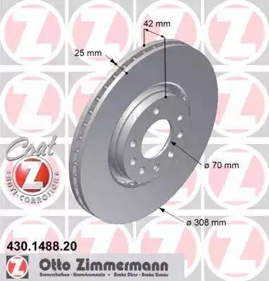 Zimmermann 430.1488.20 - Piduriketas multiparts.ee