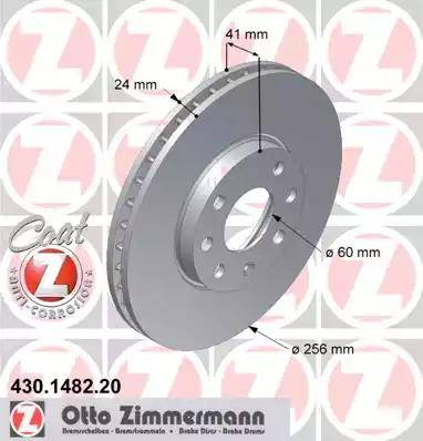Zimmermann 430.1482.20 - Piduriketas multiparts.ee