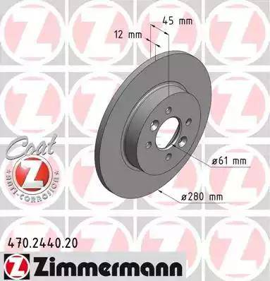Zimmermann 470.2440.20 - Piduriketas multiparts.ee