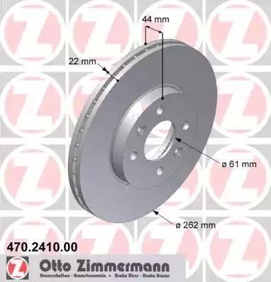 Zimmermann 470.2410.00 - Piduriketas multiparts.ee