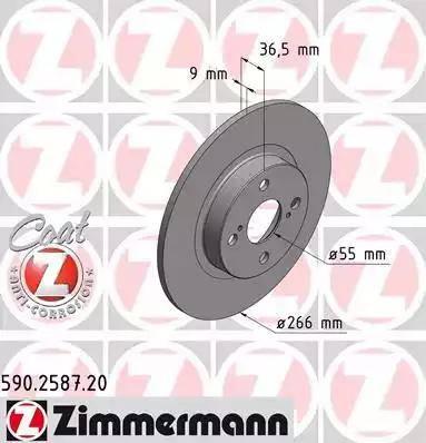 Zimmermann 590.2587.20 - Piduriketas multiparts.ee