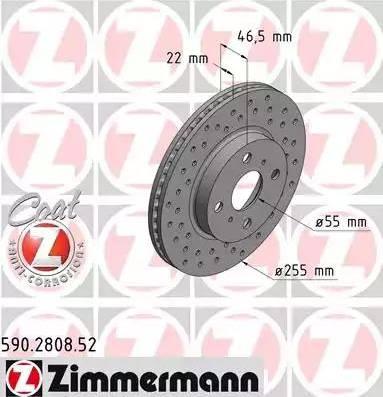 Zimmermann 590.2808.52 - Piduriketas multiparts.ee