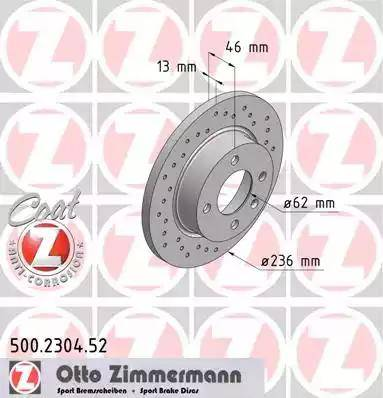Zimmermann 500.2304.52 - Piduriketas multiparts.ee