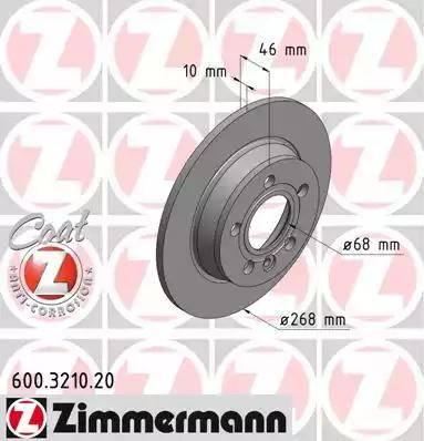 Zimmermann 600.3210.20 - Piduriketas multiparts.ee