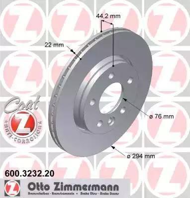 Zimmermann 600.3232.20 - Piduriketas multiparts.ee