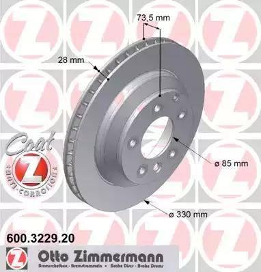 Zimmermann 600.3229.20 - Piduriketas multiparts.ee