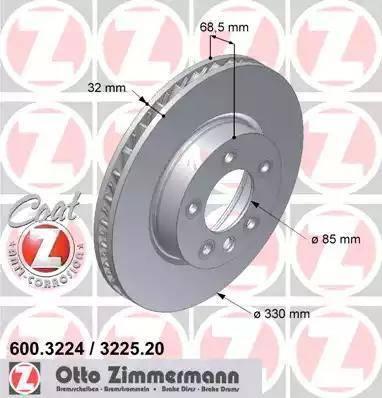 Zimmermann 600.3224.20 - Piduriketas multiparts.ee