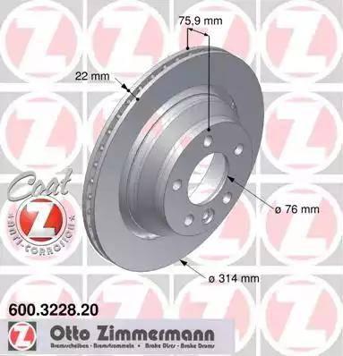 Zimmermann 600.3228.20 - Piduriketas multiparts.ee