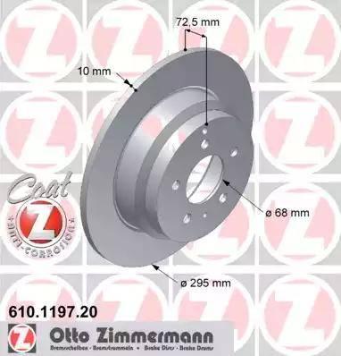 Zimmermann 610.1197.20 - Piduriketas multiparts.ee