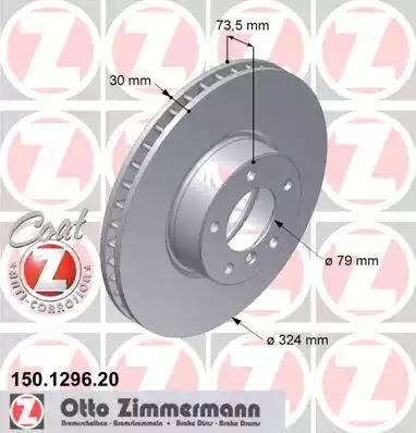 Zimmermann 150.1296.20 - Piduriketas multiparts.ee
