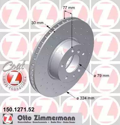 Zimmermann 150.1271.52 - Piduriketas multiparts.ee