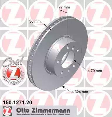 Zimmermann 150.1271.20 - Piduriketas multiparts.ee