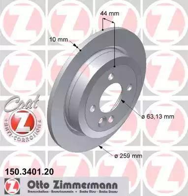 Zimmermann 150.3401.20 - Piduriketas multiparts.ee