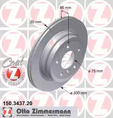 Zimmermann 150.3437.20 - Piduriketas multiparts.ee