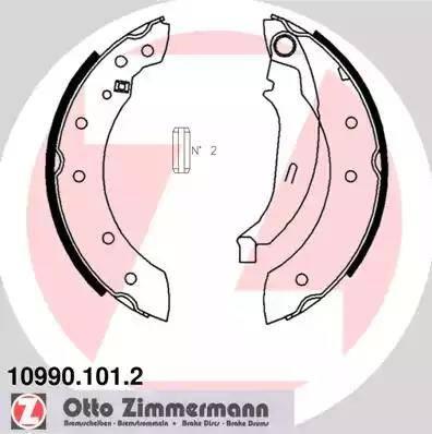Zimmermann 10990.101.2 - Piduriklotside komplekt multiparts.ee