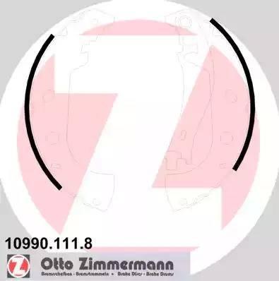 Zimmermann 10990.111.8 - Piduriklotside komplekt multiparts.ee