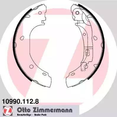 Zimmermann 10990.112.8 - Piduriklotside komplekt multiparts.ee