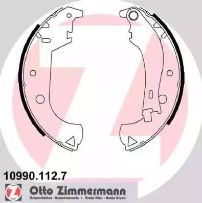 Zimmermann 10990.112.7 - Piduriklotside komplekt multiparts.ee