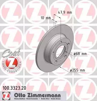 Zimmermann 100.3323.20 - Piduriketas multiparts.ee
