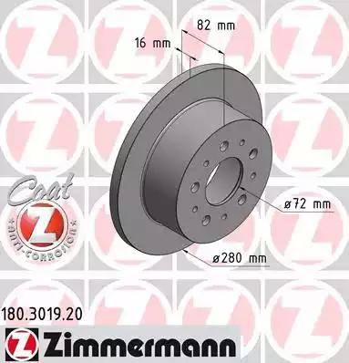 Zimmermann 180.3019.20 - Piduriketas multiparts.ee