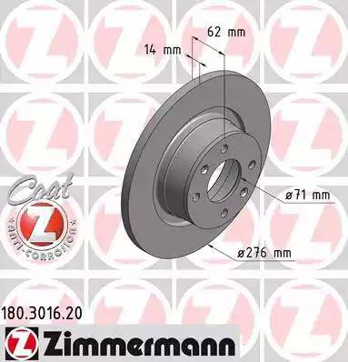 Zimmermann 180.3016.20 - Piduriketas multiparts.ee