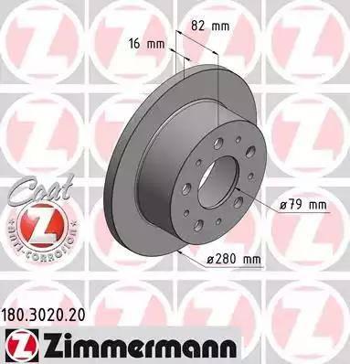 Zimmermann 180.3020.20 - Piduriketas multiparts.ee