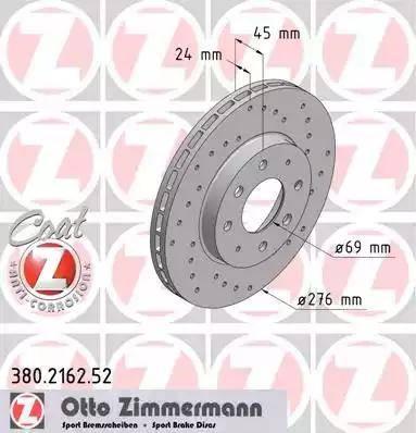 Zimmermann 380.2162.52 - Piduriketas multiparts.ee