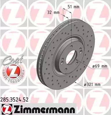 Zimmermann 285.3524.52 - Piduriketas multiparts.ee
