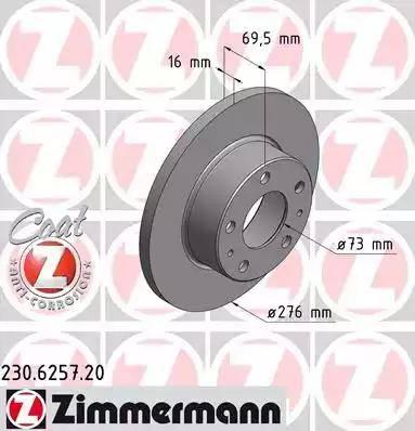 Zimmermann 230.6257.20 - Piduriketas multiparts.ee